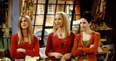 """Atrizes de """"Friends"""" postam foto de novo reencontro e animam fãs da série"""