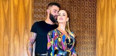 Andressa Suita ficará com mansão de Gusttavo Lima após determinação da justiça, diz colunista