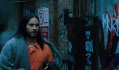 """""""Morbius"""" ganha primeiro trailer com Jared Leto"""