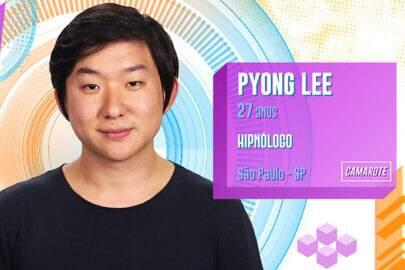BBB20: Pyong Lee dorme de maneira inusitada e vira meme na internet