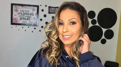 """Valesca Popozuda relembra clique em banheira e dispara: """"Onde eu queria estar"""""""