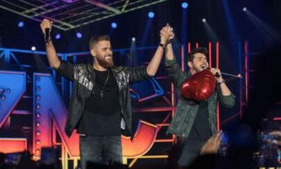 "Zé Neto & Cristiano liberam vídeo de ""Pra Juntar"""
