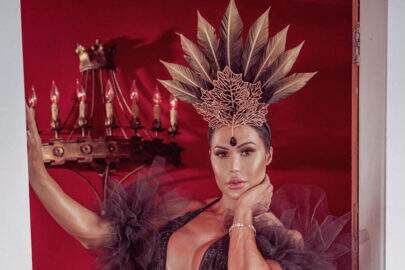 "Gracyanne Barbosa posa com look de carnaval e fãs elogiam: ""Dona da folia"""