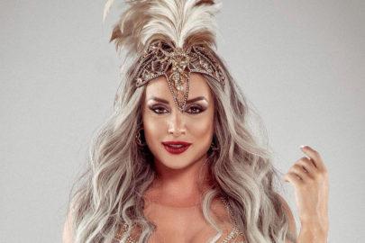 """Nostálgica, Juju Salimeni relembra clique de carnaval e revela: """"Uma saudade"""""""
