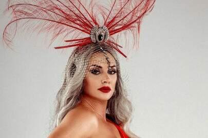 Juju Salimeni toma atitude inusitada com roupa de Carnaval