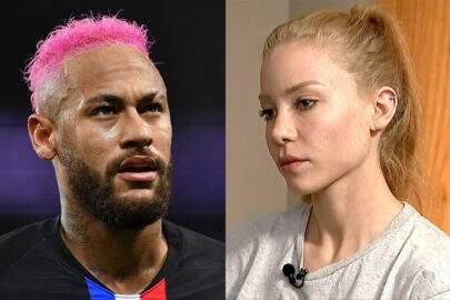 Pela segunda vez, Najila Trindade irá processar Neymar por abuso
