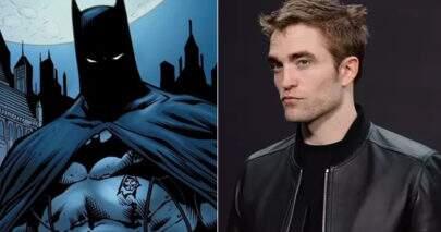 Vídeo mostra Robert Pattinson caracterizado como Batman pela primeira vez
