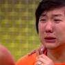 BBB20: Pyong vê filho recém-nascido pela primeira vez e reação emociona