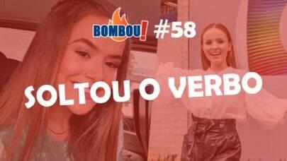 Maisa Silva rebate comentário sobre Larissa Manoela