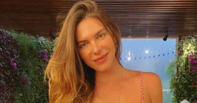 "Mariana Goldfarb surpreende seguidores ao postar foto inusitada: ""Dia de banho"""