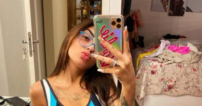 """MC Mirella leva seguidores à loucura com clique revelador: """"Que mulher"""""""