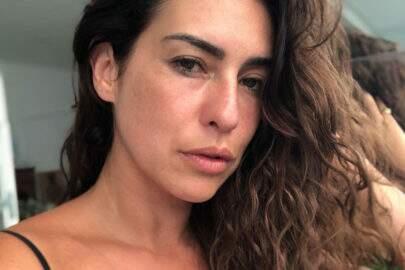 Fernanda Paes Leme confirma estar com coronavírus após casamento da irmã de Pugliesi