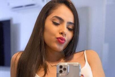 Juliana Caetano, do Bonde do Forró, faz brincadeira inusitada em seu Instagram