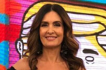 """Fátima Bernardes volta de férias e mostra novo look: """"Estou de volta"""""""