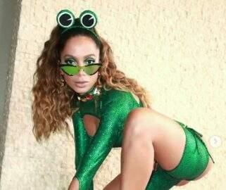 BBB20: Anitta vibra ao assistir Prior ganhando prova