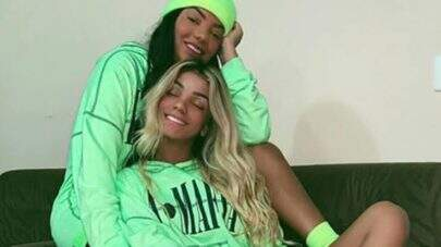 Ludmilla posta momento íntimo com Brunna Gonçalves e dá o que falar na web