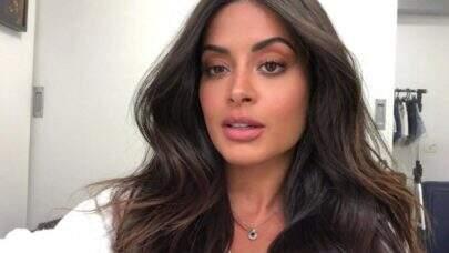 """Aline Riscado surpreende seguidores com gingado em vídeo de dança: """"Hoje teve funk"""""""