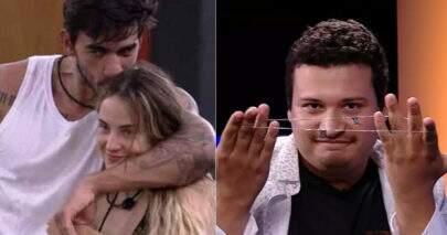 BBB20: Guilherme quer de volta a corrente que Victor Hugo pegou de Gabi
