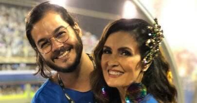 Namorado de Fátima Bernardes participa de Jornal Nacional e reação de Bonner viraliza