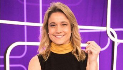 Fernanda Gentil faz cirurgia plástica e conta experiência
