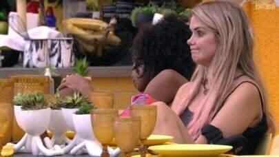 """BBB20: """"Se Babu não sair, vai ser um choque para todos nós"""", desabafa Marcela"""