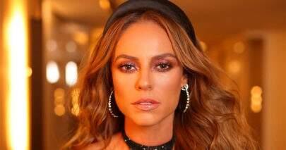 """Paolla Oliveira aproveita dia de #tbt para relembrar visual com cabelo escuro: """"Morenice"""""""