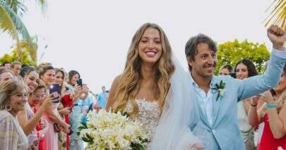 Casamento da irmã de Gabriela Pugliesi pode ter sido foco de novos casos de coronavírus