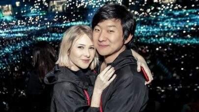 """Sammy Lee abre o jogo sobre reconciliação com Pyong Lee: """"Meu novo namorado"""""""