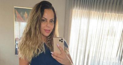 Viviane Araújo curte dia de calor na quarentena e renova o bronzeado