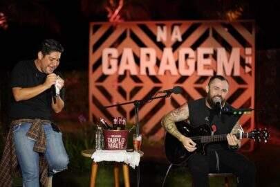 Live de Jorge e Mateus no YouTube bate recorde de público