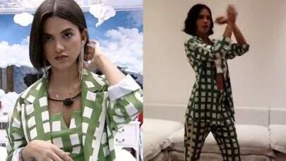 BBB20: Bruna Marquezine explica sobre look igual ao de Manu Gavassi