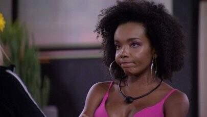 """BBB20: Thelma desabafa sobre ex-amiga: """"Não vou ficar forçando a barra"""""""