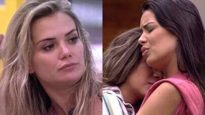 BBB20: Sisters descobrem motivo de eliminação da Marcela