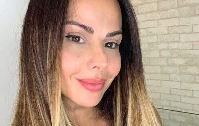 Viviane Araújo posta momento íntimo com namorado e dá o que falar na web