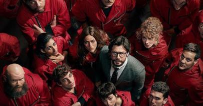 """Netflix disponibiliza quarta temporada de """"La Casa de Papel"""""""