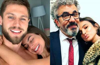 BBB20: Depois de briga, pai de Manu se desculpa com marido de Mari Gonzalez