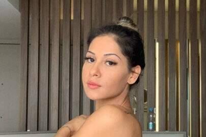 """Mayra Cardi fala sobre filha doente e desabafa: """"Estou sem dormir há 3 dias…"""""""