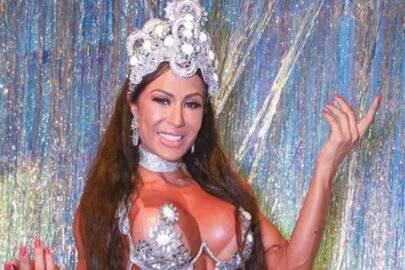 Gracyanne Barbosa mostra treinamento de dança para manter a forma