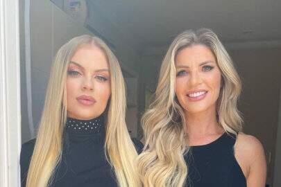 Eliane Gerloff, mãe de Luisa Sonza, encanta seguidores com fotos no Instagram