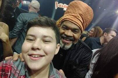 Carlinhos Brown se pronuncia sobre morte de ex-participante do The Voice