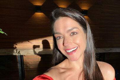 Thais Fersoza beija filho, é criticada nas redes sociais e Michel Teló se irrita