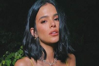Bruna Marquezine surge deslumbrante em vídeo de bastidores de ensaio
