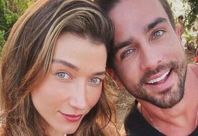 """Erasmo, marido de Gabi Pugliesi, volta às redes sociais: """"Sou um eterno aprendiz"""""""