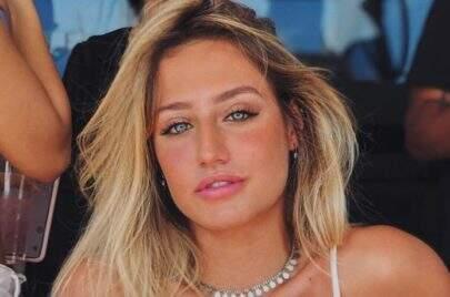 Bruna Griphao relembra clique em cenário paradisíaco e choca seguidores