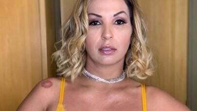 """Aos 41 anos, Valesca Popozuda impressiona seguidores com boa forma: """"Perfeita"""""""