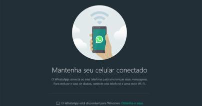 WhatsApp Web tem recurso para ativar modo escuro no navegador; Saiba como!