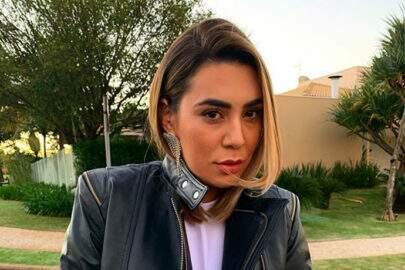 """Naiara Azevedo divulga novo lançamento com dança para seus seguidores: """"Corre lá"""""""