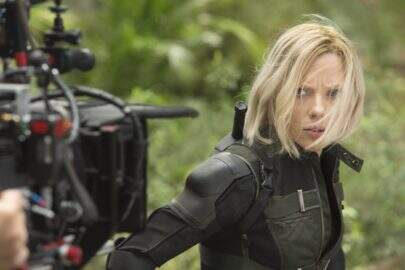 """Novas imagens dos bastidores de """"Vingadores: Guerra Infinita"""" são divulgadas"""