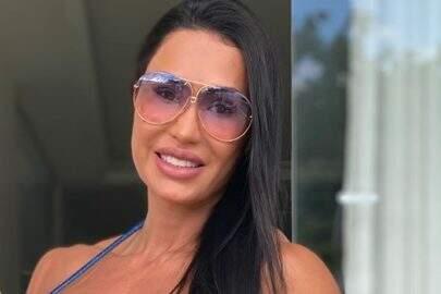Gracyanne Barbosa posta vídeo hilário no TikTok e arranca gargalhadas da web