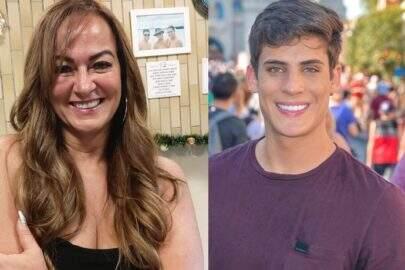 Namorado da mãe de Neymar sofre acidente doméstico